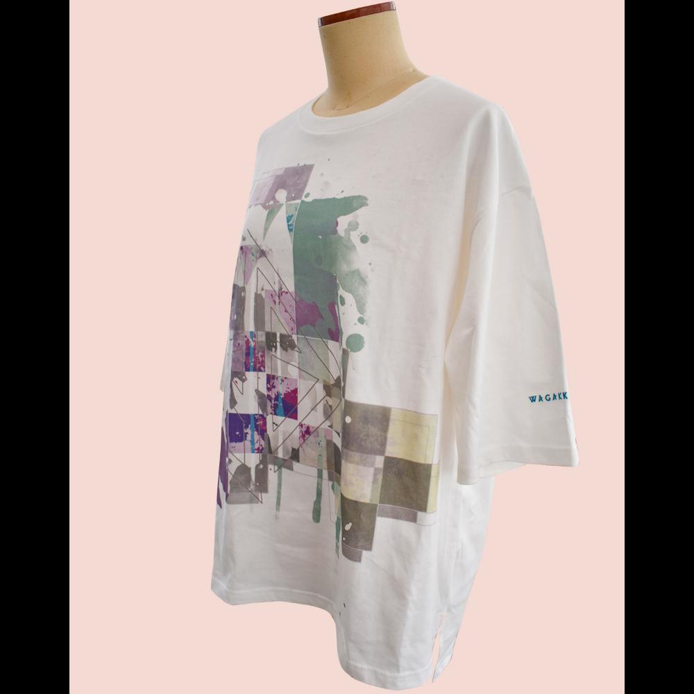 ビッグTシャツ(ワンサイズ)[REACT-新章-]