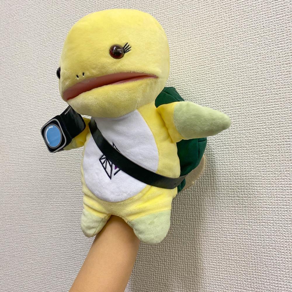【真・八重流DIGITAL限定】亜沙カメくんパペット シーズン2[大新年会2020]