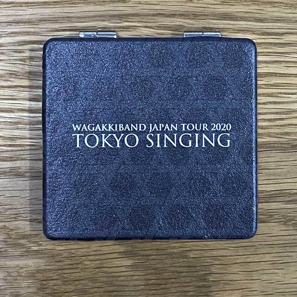 コンパクトダブルミラー【TOKYO SINGING】
