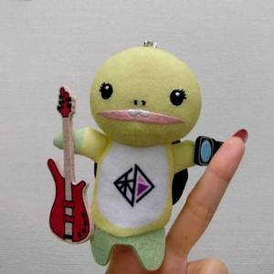 【配送受取】PREMIUM限定 亜沙カメくんフィンガーパペット【TOKYO SINGING】