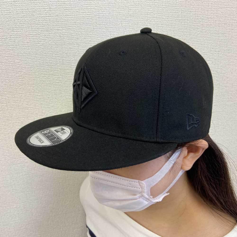 【配送受取】WAGAKKIBAND×NEW ERA CAP 9FIFTY【TOKYO SINGING】
